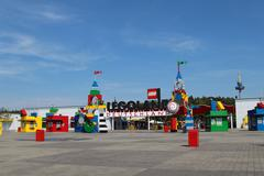 Legoland Deutschland Resort - stock photo