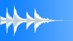Ending music box logo - stock music