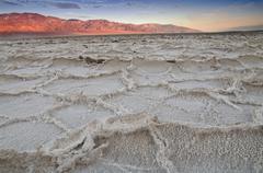 Death Valley drought salt lake Kuvituskuvat