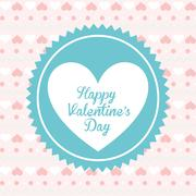 Stock Illustration of valentines day design, vector illustration eps10 graphic