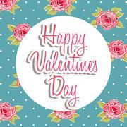 Stock Illustration of valentines day design, vector illustration eps10 graphic