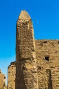 KarnakTemple - stock photo