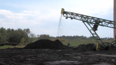 Coal Mine 8 Stock Footage