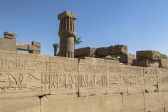 Karnak Temple - stock photo