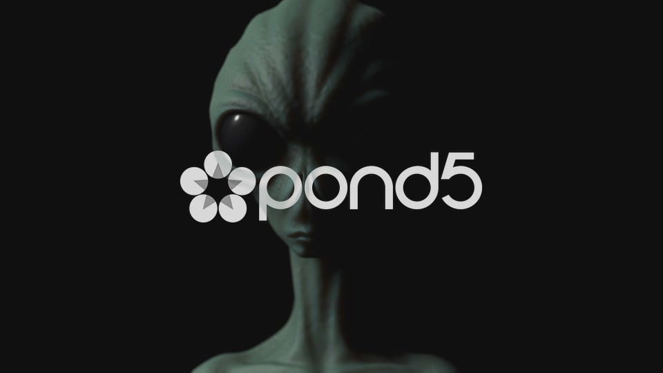 After Effects Project - Pond5 Alien Extraterrestrial Logo 46558017