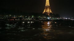 Free Eiffel Tower - stock footage
