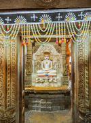 Jainism God Statue Stock Photos