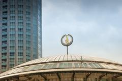 Moscow International House of Music - stock photo