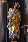 Saint Agnes Stock Photos