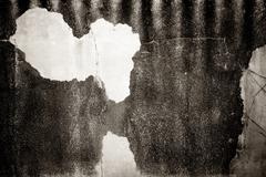 Stock Photo of Brown grungy wall - textures for your design
