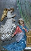 The Annunciation Stock Photos