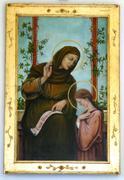 Saint Ann - stock photo