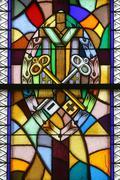 Confirmation, Seven Sacraments - stock photo