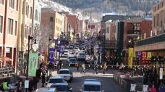 Sundance Film Festival 2015 Stock Footage