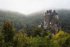 Fairytale castle Eltz near the Moselle Valley, Rhineland-Palatinate, Germany, Stock Photos