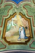 The Annunciation Stock Photos