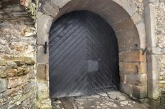 Gateway - stock photo