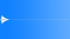 Clear Futuristic UI Click 3 - sound effect