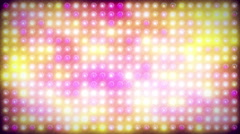 Wallpapers for Light Lamp,  Abstract bokeh, background loop seamless Stock Footage