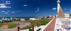 Port Elizabeth Light House Stock Photos