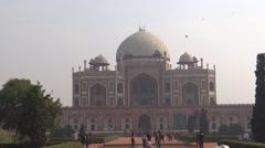 Humayun's Tomb, Delhi3 Stock Footage