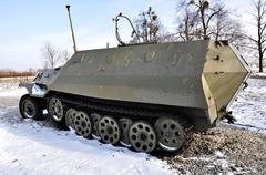 Transport armored Stock Photos