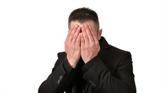 See no evil Stock Footage