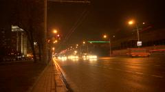 Minsk City 5 Stock Footage