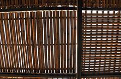 Bamboo cage, jail in Vietnam Kuvituskuvat