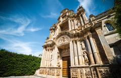 Charterhouse of Jerez de la Frontera Stock Photos