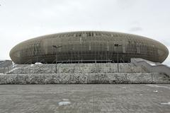 Cracow - Tauron Arena Krakow Stock Photos