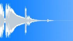 Liquidation Heavy Hit 3 (Crash, Destroy, Metallic) - sound effect