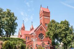 Stock Photo of Church of Saints Simon and Helena