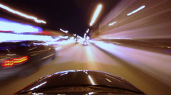 Chicago Driving 2 - stock footage