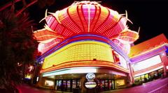 Flamingo Hotel and Casino Stock Footage