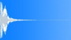 Very Deep Sub Impact 13 Sound Effect