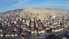 Maltepe, Asian Side in Istanbul. Stock Footage