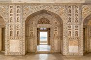 Stock Photo of Agra Fort