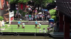 Traditional Thai Dancing - 1 Stock Footage