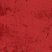 Red Messy Grunge Texture - stock illustration