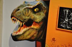 Dino Park Stock Photos