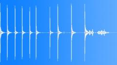 Flatware Cut Fast Sound Effect