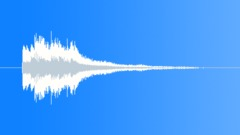 Piano Horror Stinger 1 - sound effect