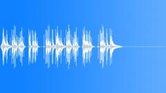 Countdown Tension 140bpm D Stock Music