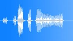 Cartoon rattle mock show up Sound Effect