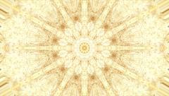 Kaleidoscope Background Stock Footage