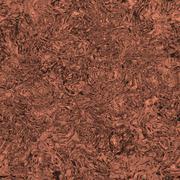 Brown seamless melt glass metal texture Stock Illustration