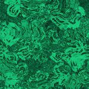 Green seamless melt glass metal texture - stock illustration