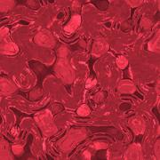 Red, pink seamless melt glass metal texture Stock Illustration