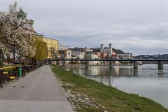 Passau - stock photo